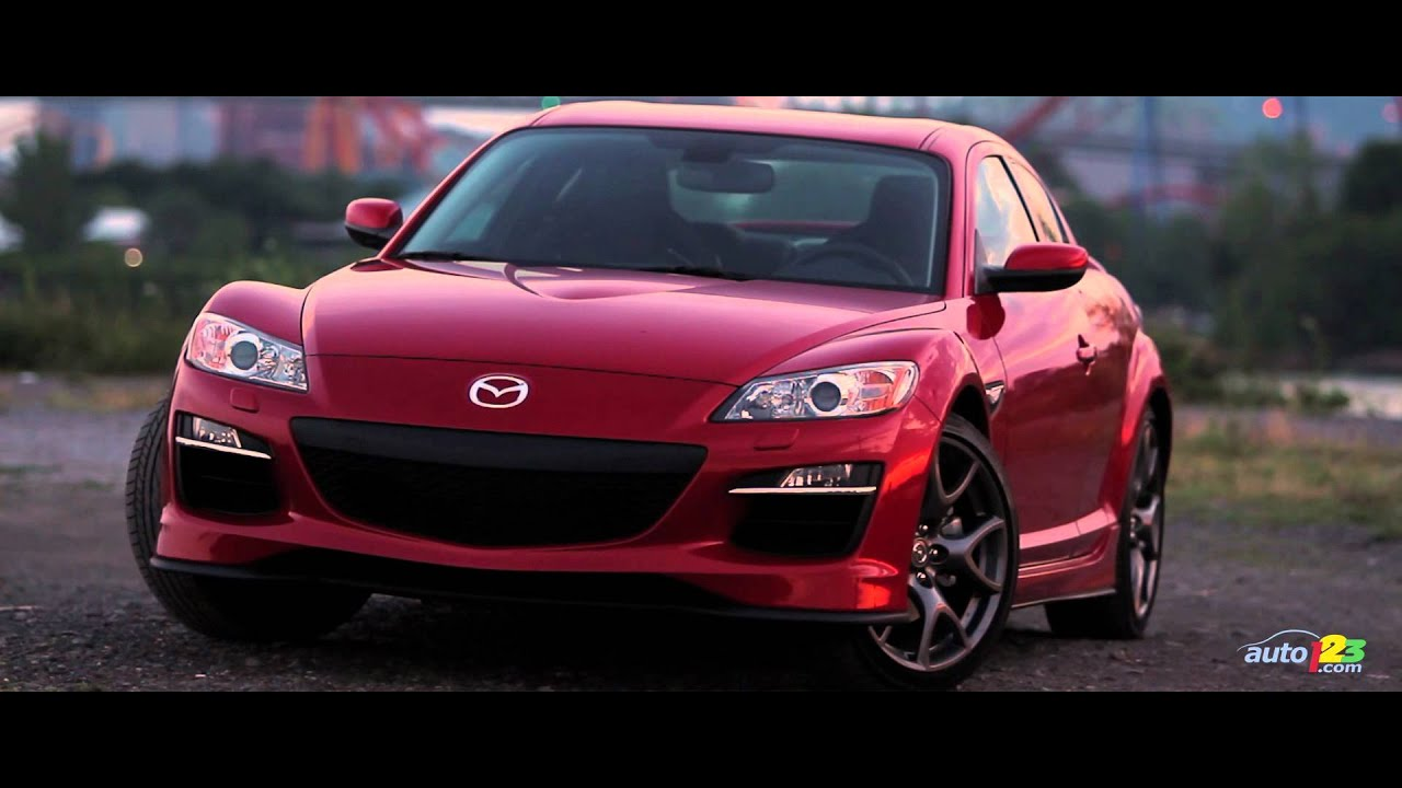 2011 Mazda RX8 R3 - YouTube