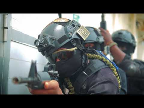 Special Forces Sailors from Ghana - US Military News