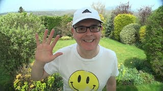 GOOD Friday in the Sun / Live from England / 10th April 2020 / 🌞 Smile for a while with Mr Duncan