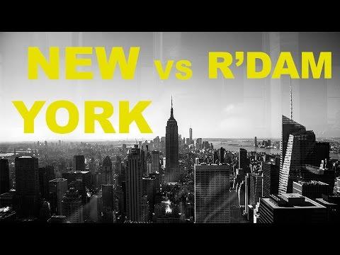 New York City vs. Rotterdam