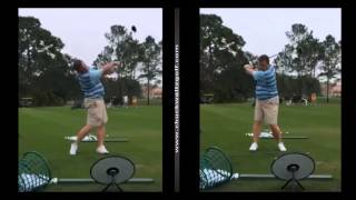 One Simple Swing Thought When Playing Golf