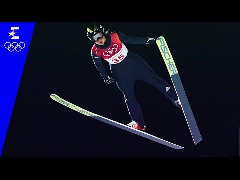 Ski Jumping | Ladies' Normal Hill Individual | Pyeongchang 2018 | Eurosport
