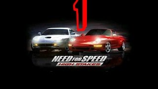 BOND, JAMES BOND! Need For Speed IV: High Stakes - Playthrough Part 1