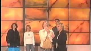 """Ellen plays """"Broom"""""""