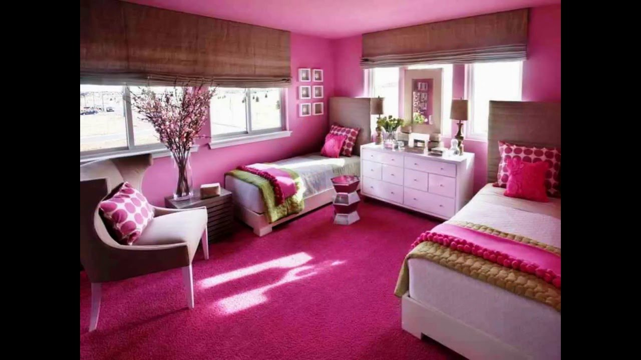 Bunk Bed With Desk For Girl Bedroom