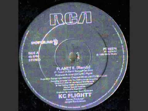 KC Flightt - Planet E (Paul Dakeyne Remix)