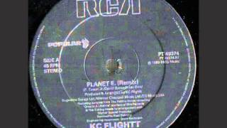 KC Flightt - Planet E (Paul Dakeyne Remix)