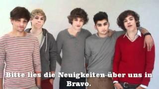 BRAVO.de One Direction grüßen Dich!