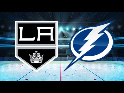 Los Angeles Kings vs Tampa Bay Lightning (4-3) – Feb. 10, 2018 | Game Highlights | NHL 2018