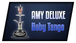 💵 EDELSTAHL SHISHA FÜR ANFÄNGER! 💵// Amy Deluxe Baby Tango Produktvorstellung