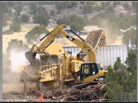 An Introduction to Woody Biomass and Biochar in Utah