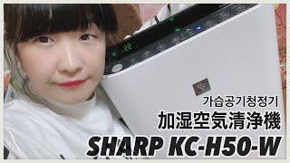 【開封】SHARP加湿空気清浄機!景品でもらったもの開封!【…