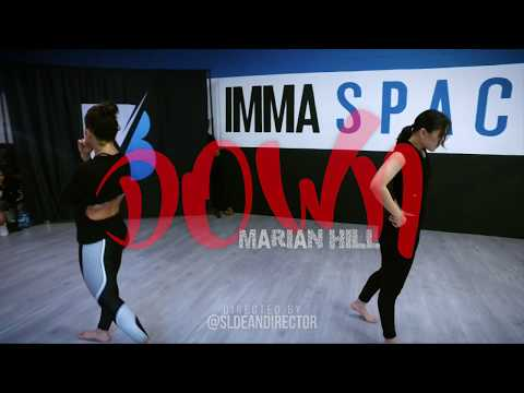 JANELLE GINESTRA // Marian Hill - DOWN @immaspace // Shot by @sldeandirector