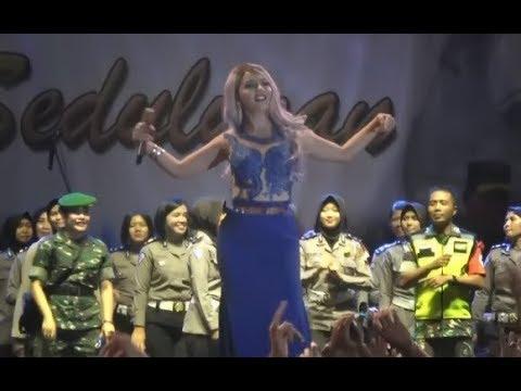"Jenita Janet - Suket Teki - OM Ariesta LIVE Gor Satria Purwokerto ""Panggung Sinergitas TNI-POLRI"""
