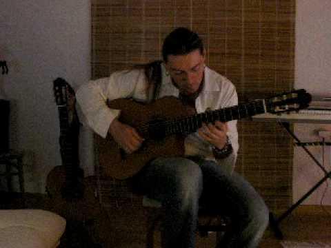 nylon guitar solo Bláža