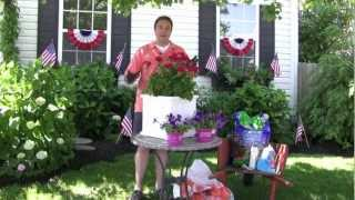 The Window Box Guy™, 732-895-6262, Healthy Plants Tips, Deck Planter Boxes, Railing Planters