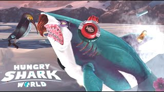 Hungry Shark World - New Shark - Great White