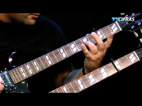 Skid Row - Wasted Time - Aula de Guitarra - TV Cifras