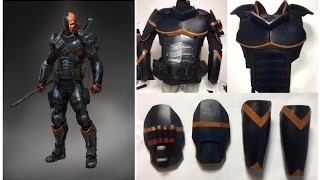 How to make Deathstroke Armour