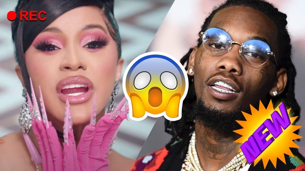 Cardi B files to divorce Offset, seeks custody of their 2-year-old ...