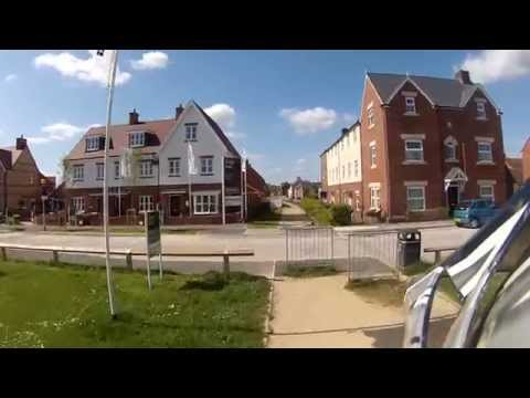 Amesbury - Old Porton Road (Byway, S-N)