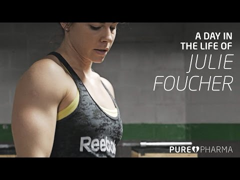A Day In The Life of Julie Foucher