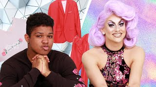 Drag Queen Styles Queer Teen For Prom