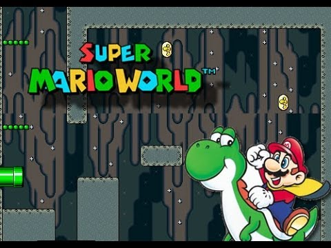 Super Mario World Vanilla Dome Part 1 3 Youtube