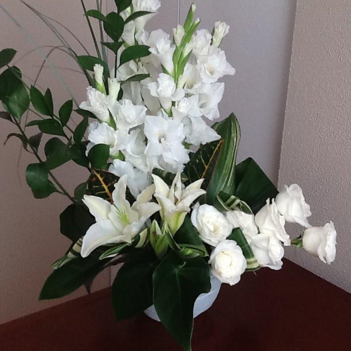 Como Hacer Arreglo Floral Ovalado By Arreglos Florales