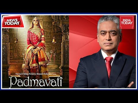 Mewar Royal Family Member On Padmavati Row | News Today With