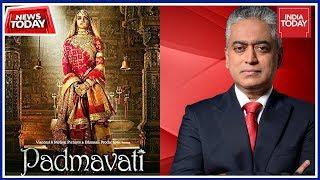 Mewar Royal Family Member On Padmavati Row | News Today With Rajdeep Sardesai