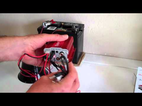 Boom Blasters - Sonic Series Horn Kit Installation