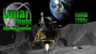 Lunar Flight PC Gameplay HD 1440p