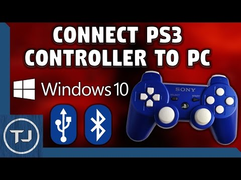 how to use ps3 controller on pcsx2