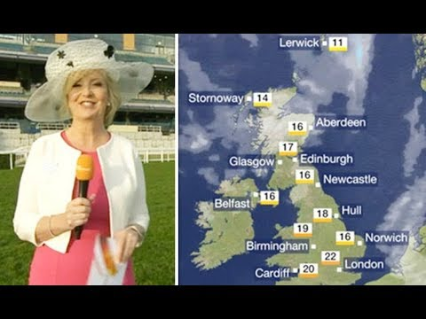 Bbc Weather Forecast Britain Set For 10 Day Heatwave As Temperatures