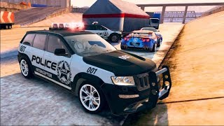 Car x Drift Racing - COPS Update!! + NEW MAP! PULL OVER!! | SLAPTrain