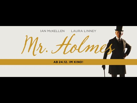 MR. HOLMES - Trailer deutsch