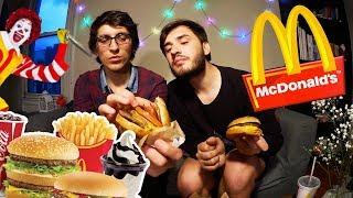 Где круче: Макдоналдс в США или в России?