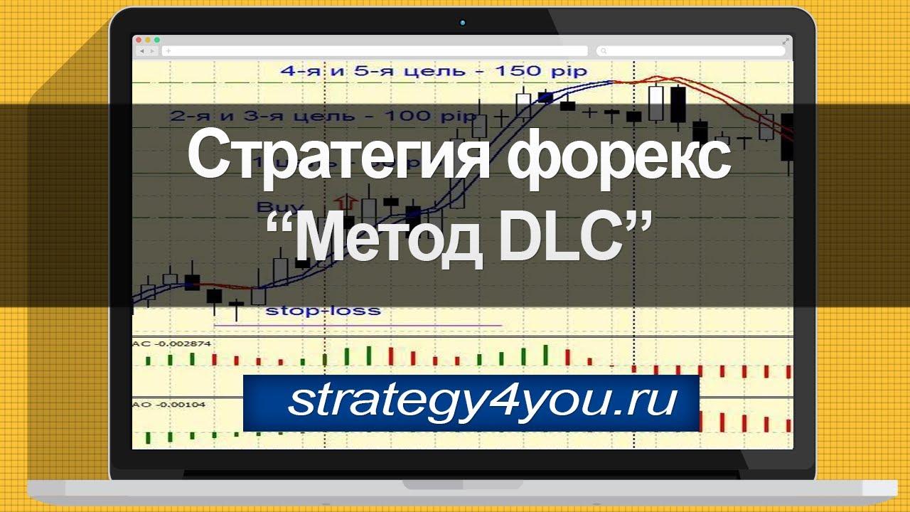 Стратегия forex метод dlc биржевая академия форекс клуб