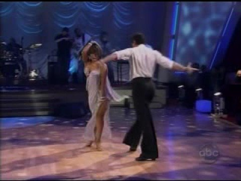 Jessica Simpson - Angels (Dancing With The Stars 30/09 LIVE)