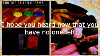 Watch For The Fallen Dreams Waking Up Alone video