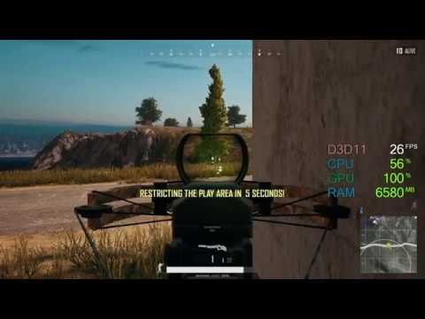 how to show fps pubg