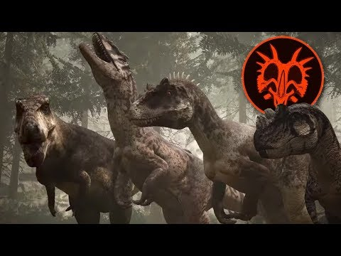 A Dinosaur Mobile Simulator - Path Of Titans - App Game