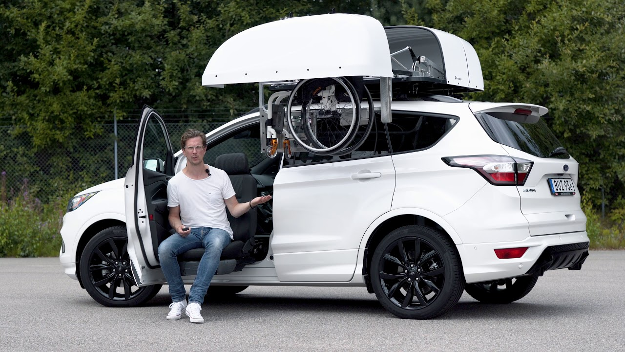 Wheelchair Lift For Car >> Bring your wheelchair along for a drive with the Autoadapt ...