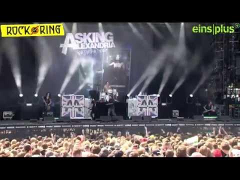 Rock Am Ring 2013 - ASKING ALEXANDRIA. Full Set