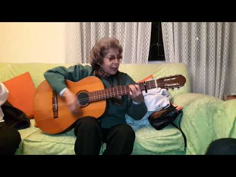 DE REGRESO / Composición e interpretación de Matilde Casazola Mendoza