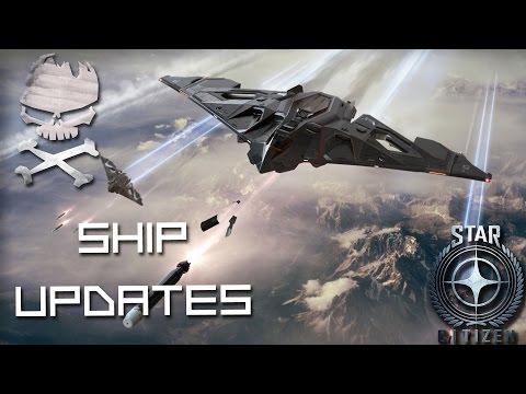 Star Citizen : Ship Updates Aegis Eclipse damn fine work 05-19-2017