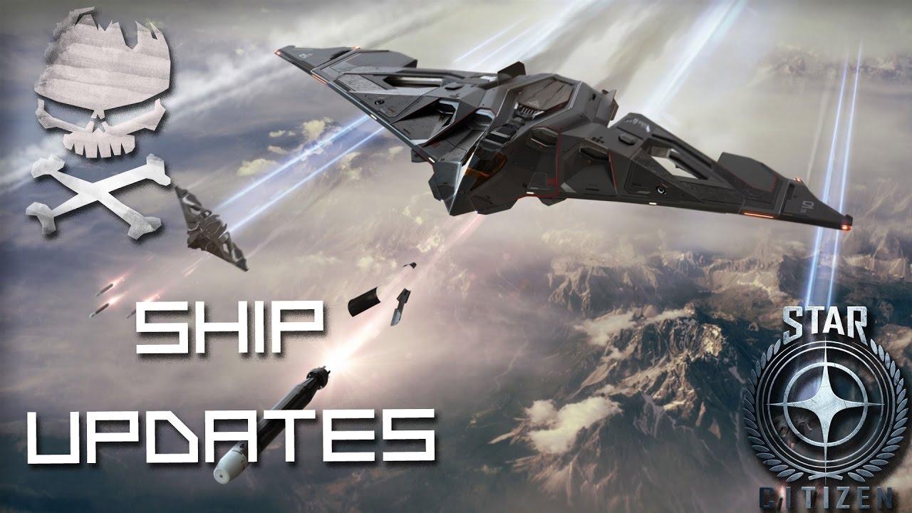 Download Star Citizen : Ship Updates Aegis Eclipse damn fine work 05-19-2017