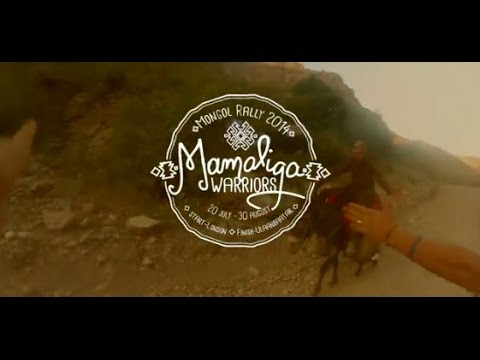Mamaliga Warriors: Drumul Mamaligii