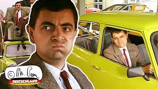 Mr. Bean fährt!